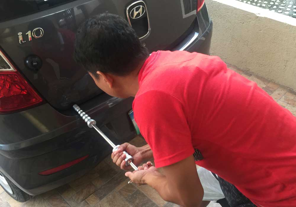 Paintless Dent Repair Angeles City